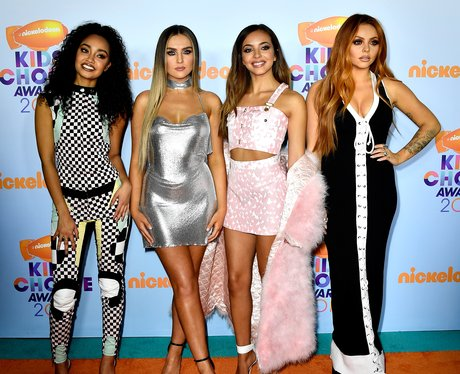 Little Mix at Kids Choice Awards 2017