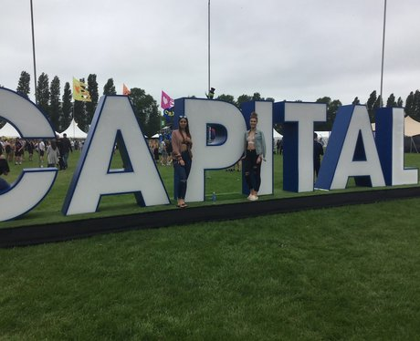 Capital FM at Mutiny Festival 2017