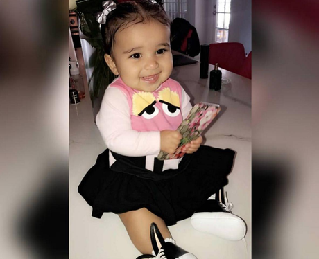 Dream Kardashian has 6 teeth