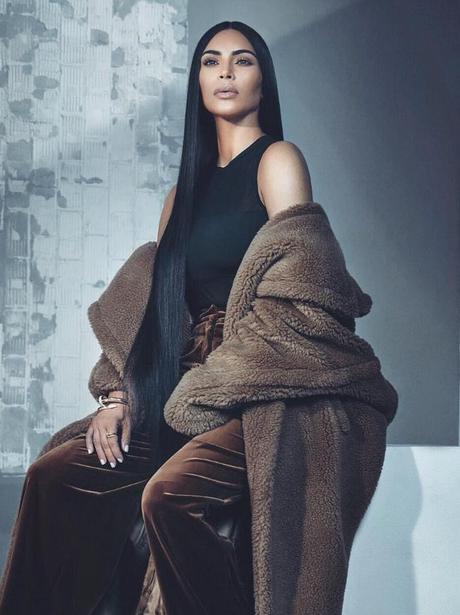 Kim Kardashian for T Magazine